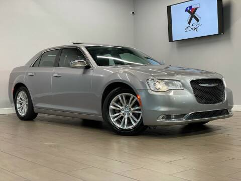 2017 Chrysler 300 for sale at TX Auto Group in Houston TX