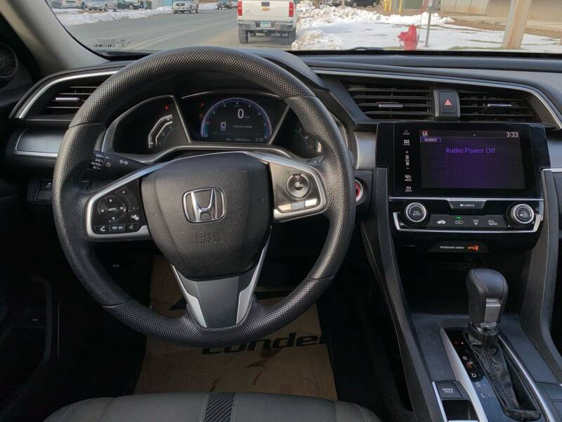 2018 Honda Civic EX 4dr Sedan - Farmington MN