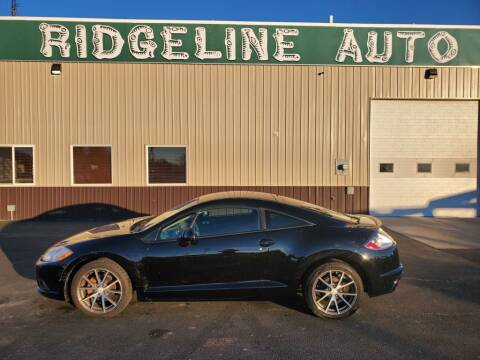 2012 Mitsubishi Eclipse for sale at RIDGELINE AUTO in Chubbuck ID