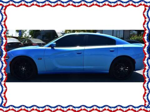 2015 Dodge Charger for sale at American Auto Depot in Modesto CA
