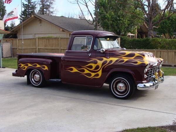 1956 Chevrolet C/K 20 Series