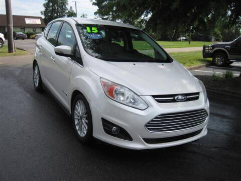 2015 Ford C-MAX Hybrid for sale at Euro Asian Cars in Knoxville TN