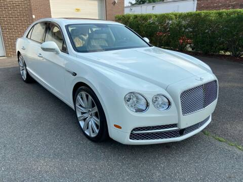 2014 Bentley Flying Spur for sale at International Motor Group LLC in Hasbrouck Heights NJ