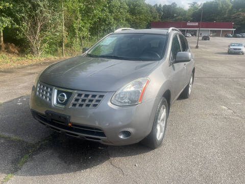 2008 Nissan Rogue for sale at Certified Motors LLC in Mableton GA