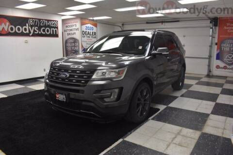 2017 Ford Explorer for sale at WOODY'S AUTOMOTIVE GROUP in Chillicothe MO