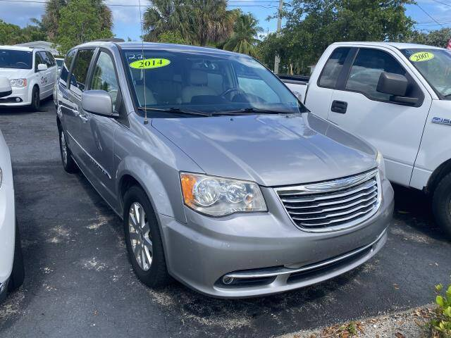 2014 Chrysler Town and Country for sale at Mike Auto Sales in West Palm Beach FL
