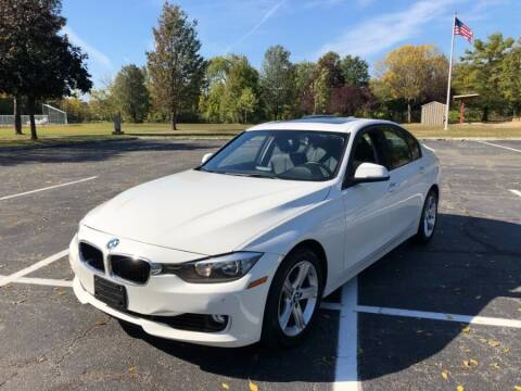 2015 BMW 3 Series for sale at Cars With Deals in Lyndhurst NJ