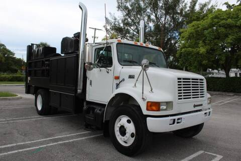 1999 International 4900 for sale at Truck and Van Outlet - Miami Inventory in Miami FL