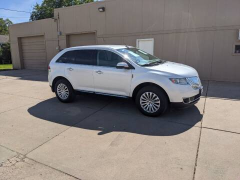 2011 Lincoln MKX for sale at McPherson Car Connection LLC in Mcpherson KS