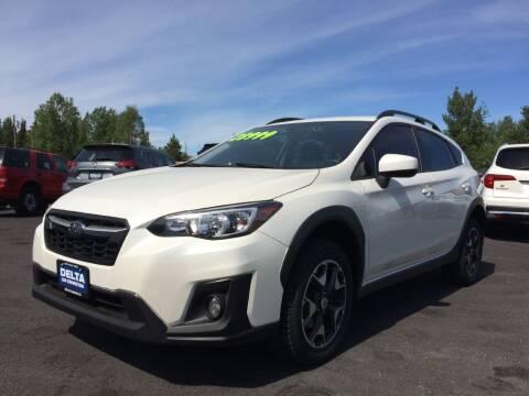 2018 Subaru Crosstrek for sale at Delta Car Connection LLC in Anchorage AK