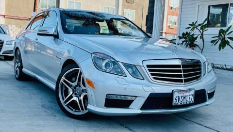 2012 Mercedes-Benz E-Class for sale at Pro Motorcars in Anaheim CA