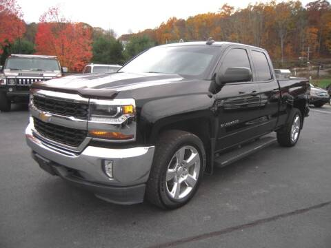 2016 Chevrolet Silverado 1500 for sale at 1-2-3 AUTO SALES, LLC in Branchville NJ