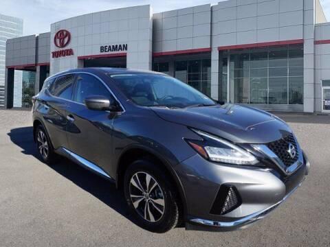 2019 Nissan Murano for sale at BEAMAN TOYOTA in Nashville TN