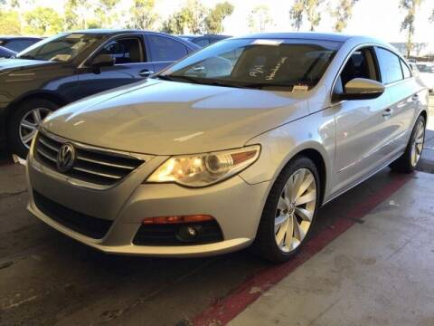 2012 Volkswagen CC for sale at SoCal Auto Auction in Ontario CA