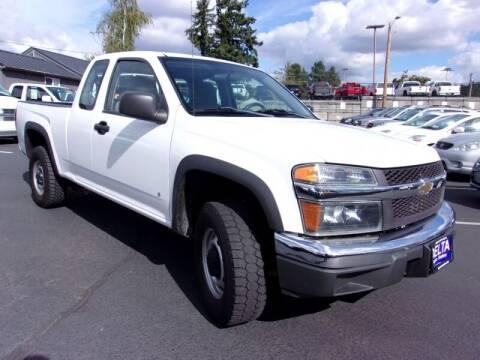 2006 Chevrolet Colorado for sale at Delta Auto Sales in Milwaukie OR