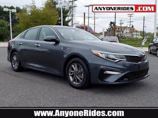 2020 Kia Optima for sale at ANYONERIDES.COM in Kingsville MD