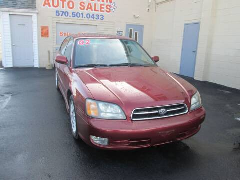 2002 Subaru Legacy for sale at Small Town Auto Sales in Hazleton PA