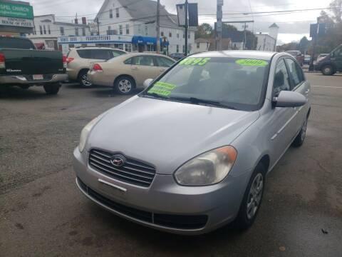 2009 Hyundai Accent for sale at TC Auto Repair and Sales Inc in Abington MA