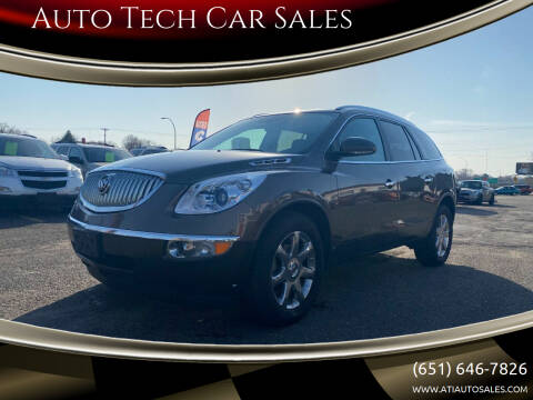 2008 Buick Enclave for sale at Auto Tech Car Sales in Saint Paul MN