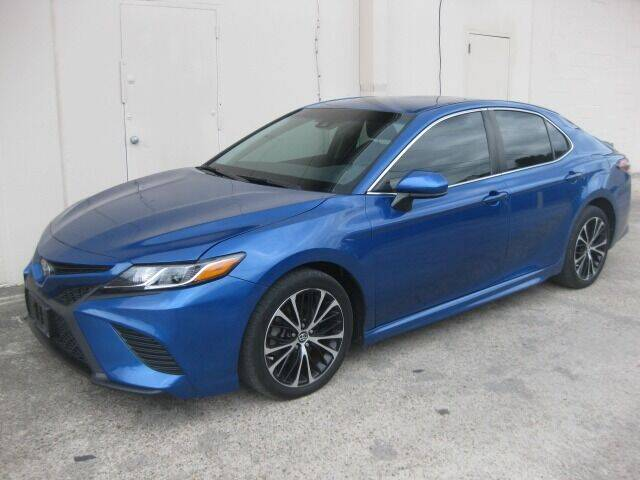 2018 Toyota Camry for sale in Houston, TX