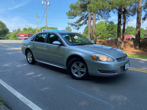 2013 Chevrolet Impala for sale at THE AUTO FINDERS in Durham NC