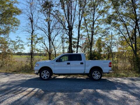 2006 Ford F-150 for sale at RAYBURN MOTORS in Murray KY