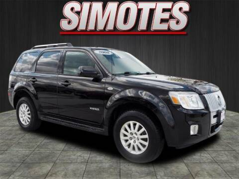 2008 Mercury Mariner for sale at SIMOTES MOTORS in Minooka IL