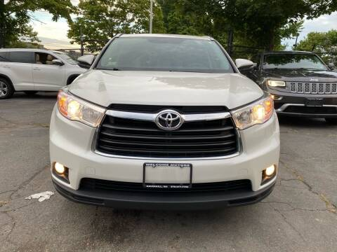 2014 Toyota Highlander for sale at Welcome Motors LLC in Haverhill MA