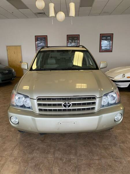 2002 Toyota Highlander for sale at Trans Atlantic Motorcars in Philadelphia PA