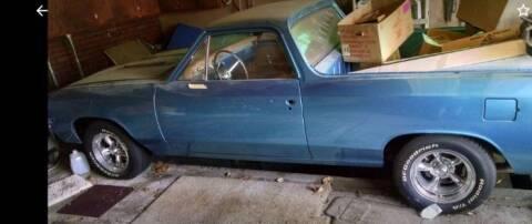 1967 Chevrolet El Camino for sale at Classic Car Deals in Cadillac MI