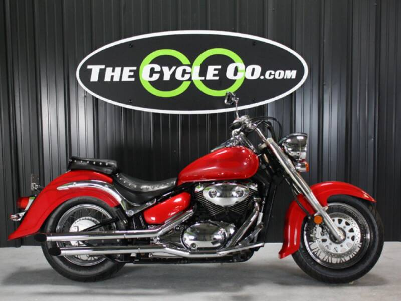 2005 Suzuki Boulevard C50 for sale at THE CYCLE CO in Columbus OH