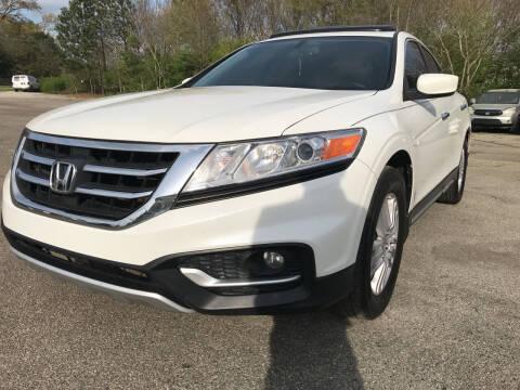 2013 Honda Crosstour for sale at Certified Motors LLC in Mableton GA