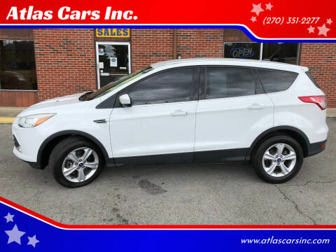2013 Ford Escape for sale at Atlas Cars Inc. - Radcliff Lot in Radcliff KY