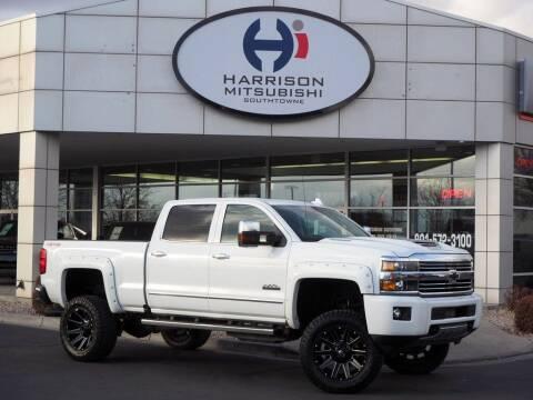 2017 Chevrolet Silverado 3500HD for sale at Harrison Imports in Sandy UT