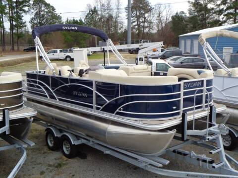 2018 Sylvan Mirage 8520 for sale at Southside Outdoors in Turbeville SC
