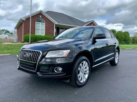 2016 Audi Q5 for sale at HillView Motors in Shepherdsville KY