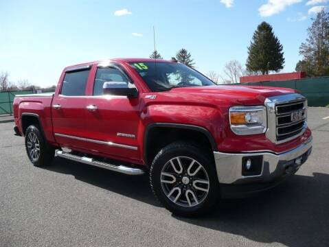 2015 GMC Sierra 1500 for sale at Shamrock Motors in East Windsor CT