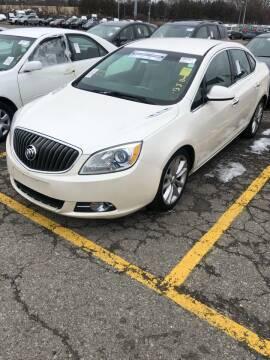 2012 Buick Verano for sale at Mike's Auto Sales in Rochester NY