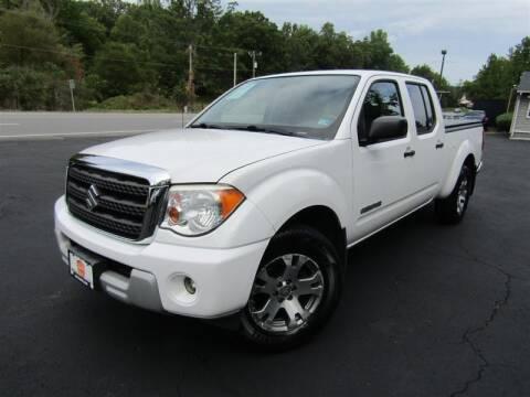 2012 Suzuki Equator for sale at Guarantee Automaxx in Stafford VA
