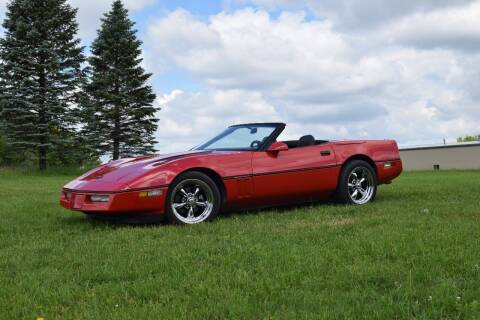 1987 Chevrolet Corvette for sale at Hooked On Classics in Watertown MN