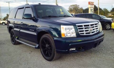 2005 Cadillac Escalade for sale at Pinellas Auto Brokers in Saint Petersburg FL