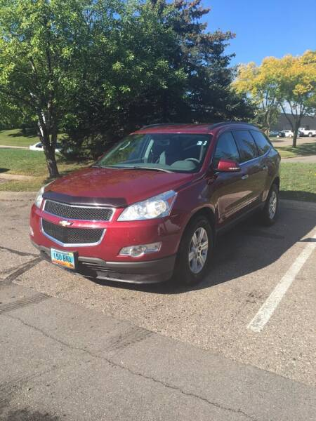 2011 Chevrolet Traverse for sale at Specialty Auto Wholesalers Inc in Eden Prairie MN