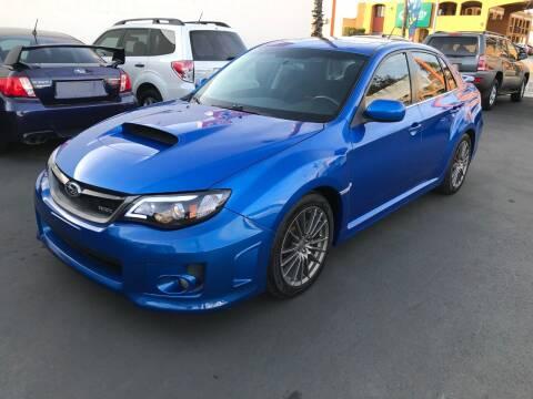 2014 Subaru Impreza for sale at Shoppe Auto Plus in Westminster CA