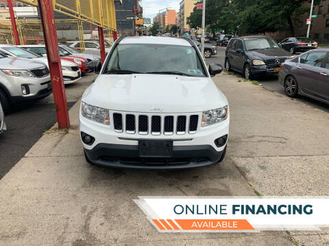 2011 Jeep Compass for sale at Raceway Motors Inc in Brooklyn NY