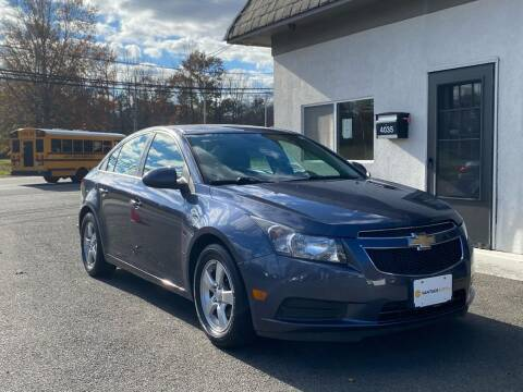 2014 Chevrolet Cruze for sale at Vantage Auto Group in Tinton Falls NJ