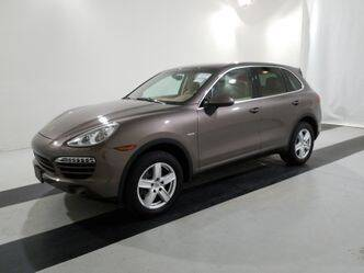 2013 Porsche Cayenne for sale at Paradise Motor Sports LLC in Lexington KY