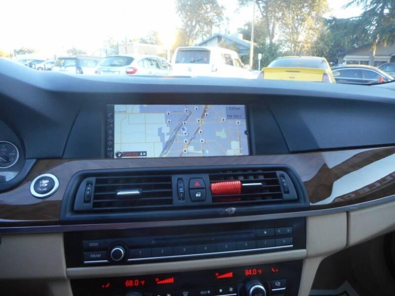2011 BMW 5 Series AWD 535i xDrive 4dr Sedan - Roseville CA