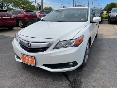 2014 Acura ILX for sale at TKP Auto Sales in Eastlake OH
