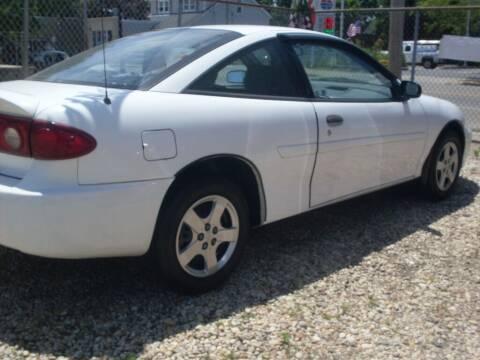 2005 Chevrolet Cavalier for sale at Flag Motors in Islip Terrace NY
