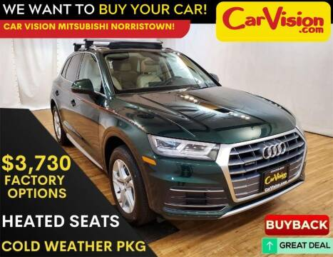 2018 Audi Q5 for sale at Car Vision Mitsubishi Norristown in Trooper PA